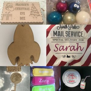 Christmas/Easter/Special Occasions